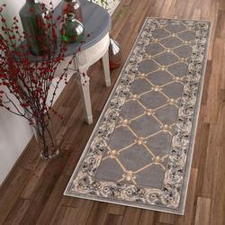 French Flure De Lys Design 12 FT Runner