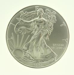 2020 American Eagle 1oz Silver Coin