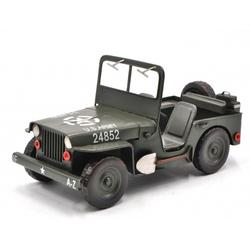 1940 World War II Jeep USA Army Model Car