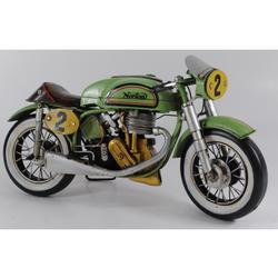 1962 Norton Motorcycle Delicate Version European American Retro