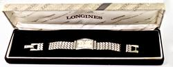 Very Cool Vintage Man's Platinum Longines Watch