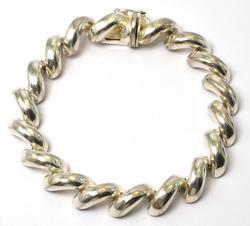 San Marco Sterling Silver Bracelet