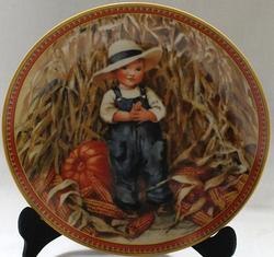 Collector's Fine China Plate