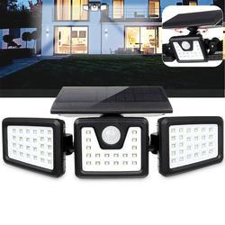 70 LED Solar Light Motion Sensor 3 Modes Wall Light