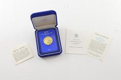 1978 Belize 250 Dollars - Gold Proof Low Mintage - Box & COA