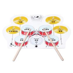Electronic Drum Speakers Set Rollup