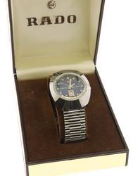 Rado Diamond Star Stainless Steel Watch