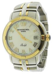 Raymond Weil Parsifal Mop Roman Steel Quartz Watch
