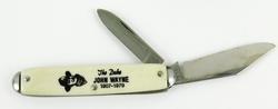 John Wayne, The Duke Novelty Pocket Knife