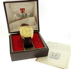 Omega Electronic F300 GT s Watch