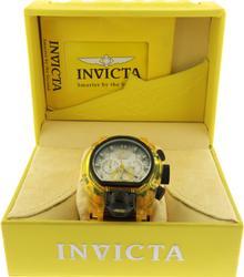 Invicta Men's 52mm Bolt Zeus Magnum White Dial Watch