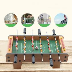 Football Table Game Wooden Soccer Game