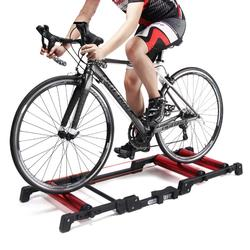 Aluminum Alloy Bike Rollers Indoor Stationary Exercise