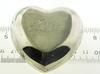 Tiffany & Co Heart Dish Engraved Merry Christmas