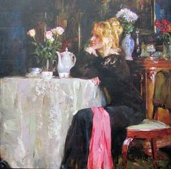 Garmash, Teatime Daydreams