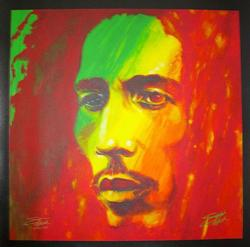 Stephen Fishwick, Bob Marley