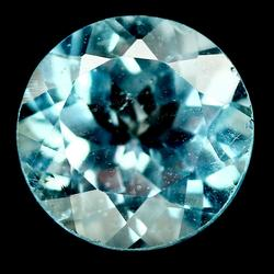 Vibrant and large 4.51ct Topaz solitaire