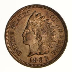 1903 Indian Head Cent - Choice