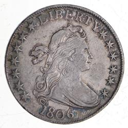 1806 Draped Bust Half Dollar