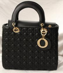Designer Style Leather Bag
