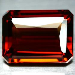 Top color AAA 35.38ct created Citrine