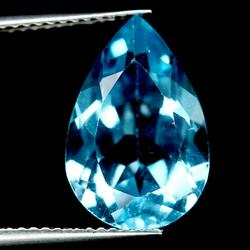 Vivid 6.61ct top Swiss blue Topaz