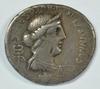 Roman Republic Silver Denarius of L Fabius, 82-81 BC