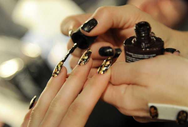 Combinación de negro con dorado ¡Diseños barrocos