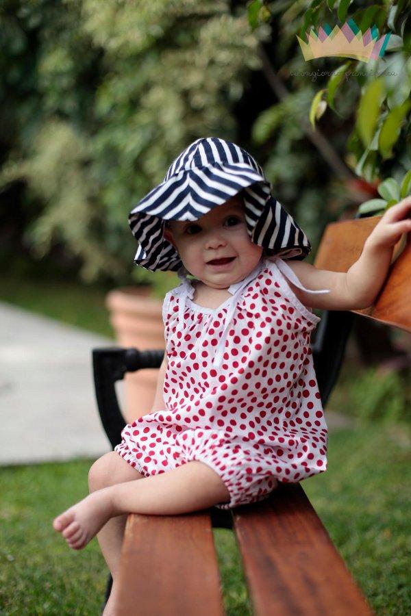 Protege a tu bebé del sol con hermosos sombreros