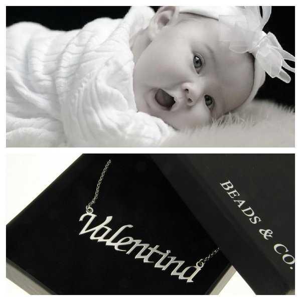 ¿Te gusta el nombre Valentina?