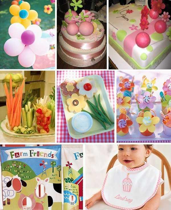 ¡Todos los detalles cuentan para la fiesta de tu bebé!