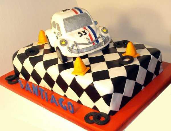 Diseño exclusivo de Del Río Cake Boutique