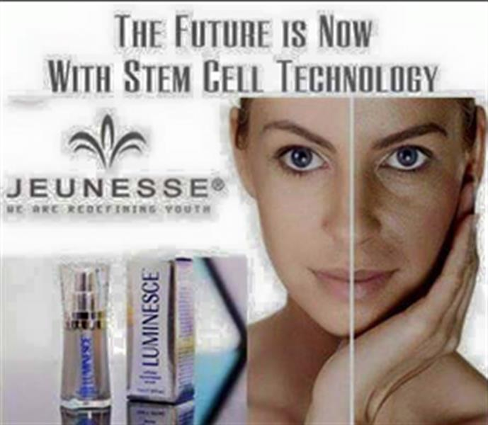 We offer a revolutionary skin care line that is formulated with stem cell technology