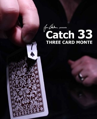 Catch 33: Three Card Monte by Lee Asher
