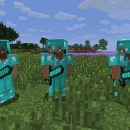 Facil: Cuantos bloques necesitas para hacer una Armadura de Cuerpo? - ¿Cuanto sabes de Minecraft?