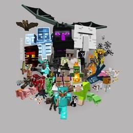 Dificil: Que mob te da mas exp? - ¿Cuanto sabes de Minecraft?