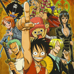 ¿Cuánto sabes de One Piece? ¿Como se llama la banda protagonista?