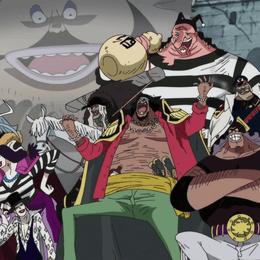¿Quien de los Yonkous murió en la guerra de Marineford? - ¿Cuánto sabes de One Piece?