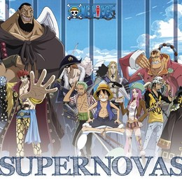 ¿Cuantos Supernovas hay? - ¿Cuánto sabes de One Piece?
