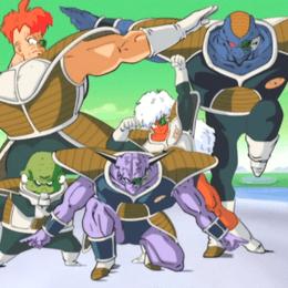 Por qué se caracterizaba Burter (soldado fuerzas especiales Ginyu) - Quiz de Dragon Ball Z
