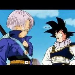 Quién es el único que escucha a Trunks y Goku al llegar este a la tierra? - Quiz de Dragon Ball Z