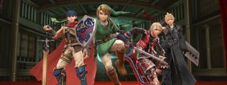 Preguntas y respuestas: ¿Qué personaje de Smash Bros. eres?