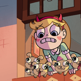 que cachorros tiene star - ¿Cuanto sabes sobre Star vs. Las Fuerzas del Mal?