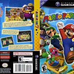 ¿Personaje favorito de la Saga Mario Party? - Test para mi familia. :D