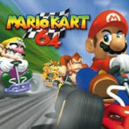 ¿Circuito favorito Mario Kart 64? - Test para mi familia. :D