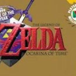 ¿2ª OST Favorita de The Legend Of Zelda: Ocarina Of Time? - Test para mi familia. :D