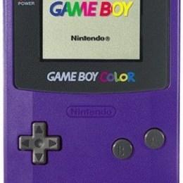 ¿Cuántos juegos de Game Boy Color tengo en total? - Sólo para mi familia
