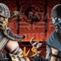 ¿Scorpion o Sub-Zero? - Oh My GAT xD (Test familiar brother.)