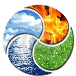 ¿Aire, Tierra, Agua, Fuego? - Test familiar