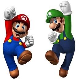 ¿Mario o Luigi? - Test for my family 3 :D
